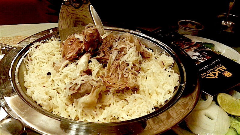 Alka Team Restaurant Review – Saudi Traditional Food in UAE – Ajman