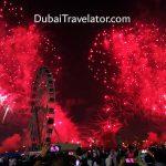 New Year Fireworks 2019 Ras Al Khaimah Al Marjan Island