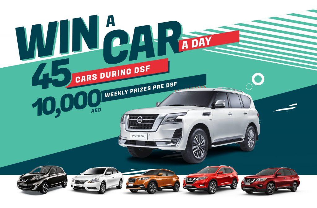 DSF 2020-2021 – Nissan Grand Raffle Winners Details