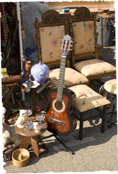 Open market in Dubai – Flea Market