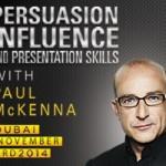 Paul McKenna in Dubai