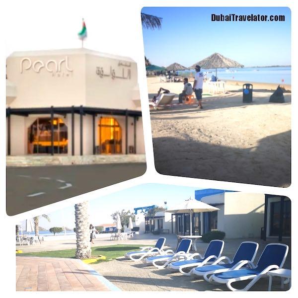 Pearl hotel & spa Umm Al Quwain UAE