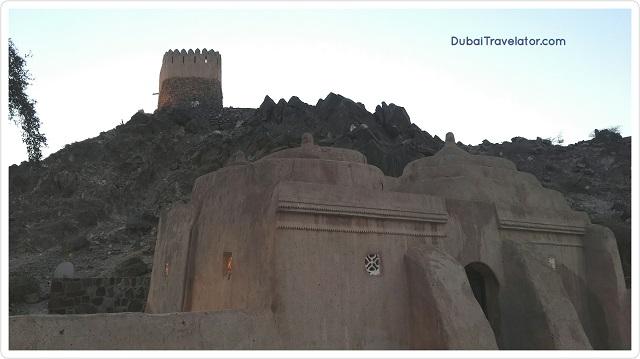 Al Bidiyah Archeological Mosque in Fujairah