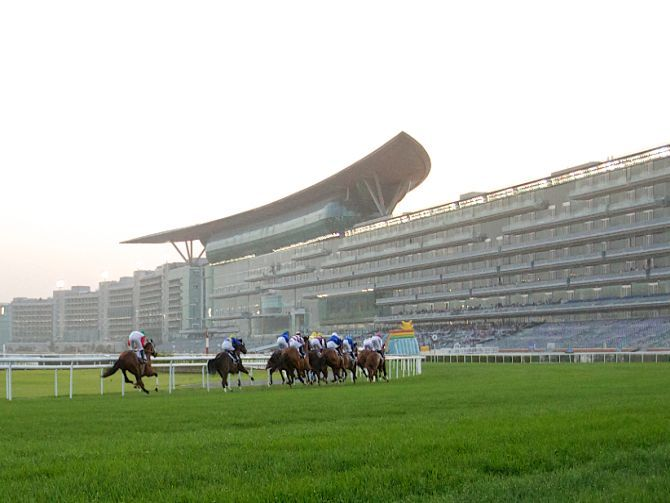 Racing at Meydan 2015-2016 (Day 8) – Events in Dubai, UAE
