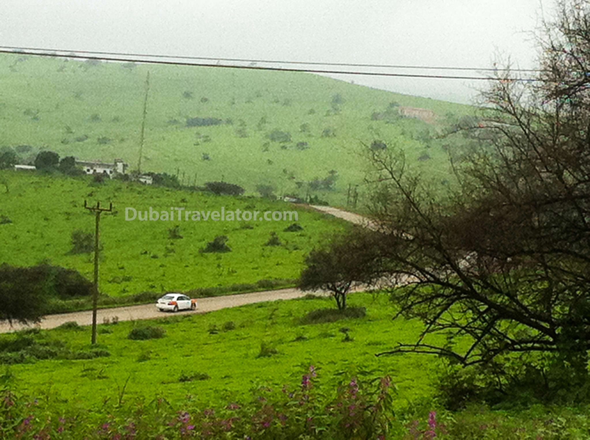 Dubai To Salalah Tour Package By Bus