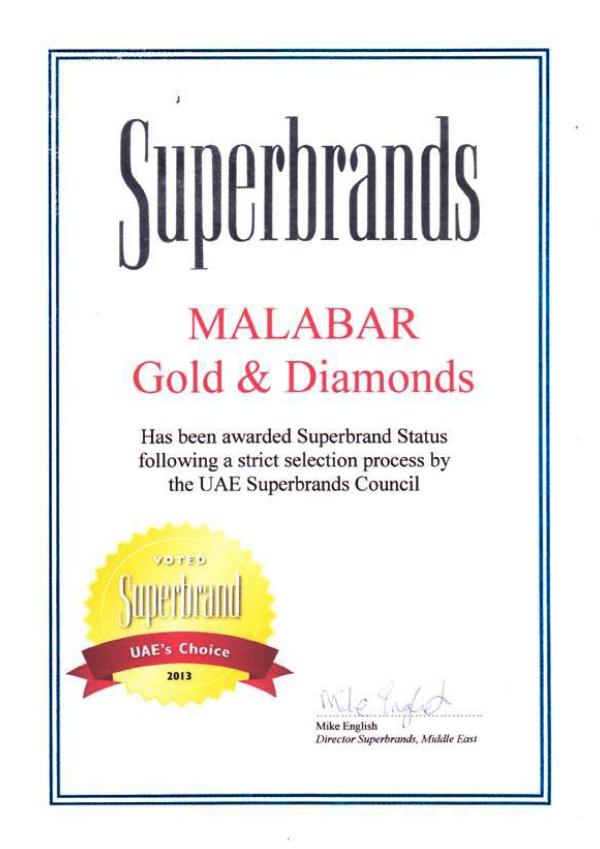Super brands