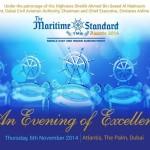 The Maritime Standard Awards 2014 Dubai
