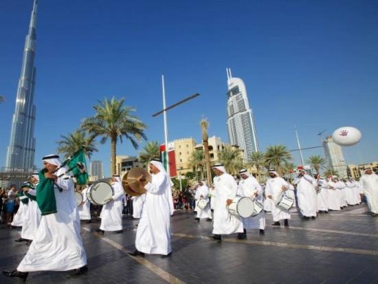 UAE National Day Parade 2014