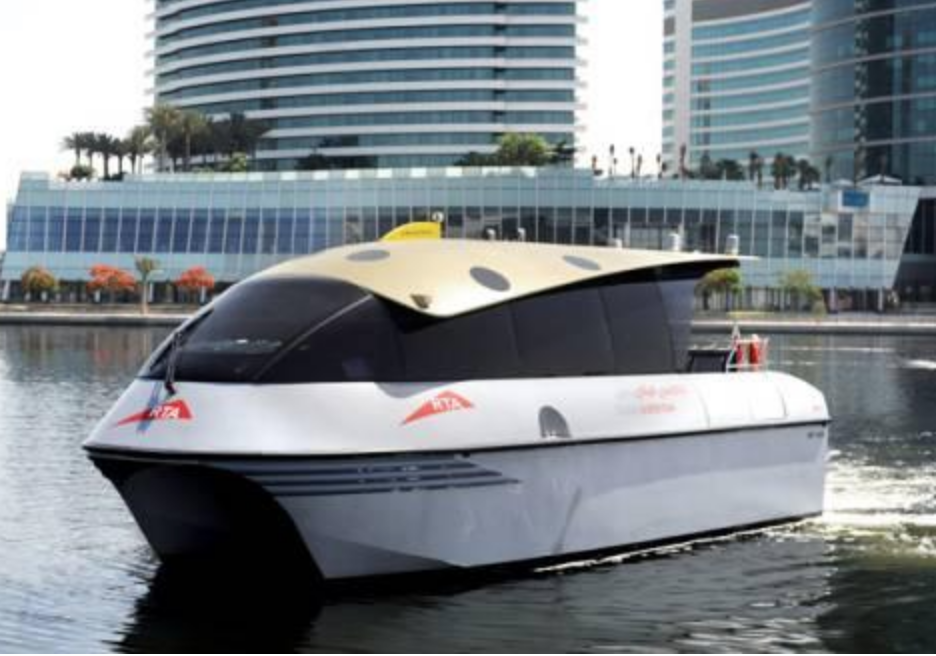 Dubai Ferry between Dubai Mall and Dubai Marina Mall only for AED 68.25 per adult