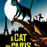 A Cat In Paris at Cinema Akil Dubai 2019