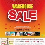 A A Sons Warehouse Sale Dubai 2015