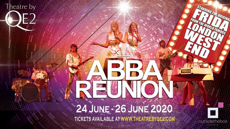 ABBA Reunion on Jun 24th – 26th at QE2 Dubai 2020