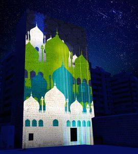 Abstract - Sharjah Light Festival 2018