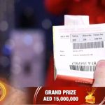 Abu Dhabi Big Ticket Raffle Winners List
