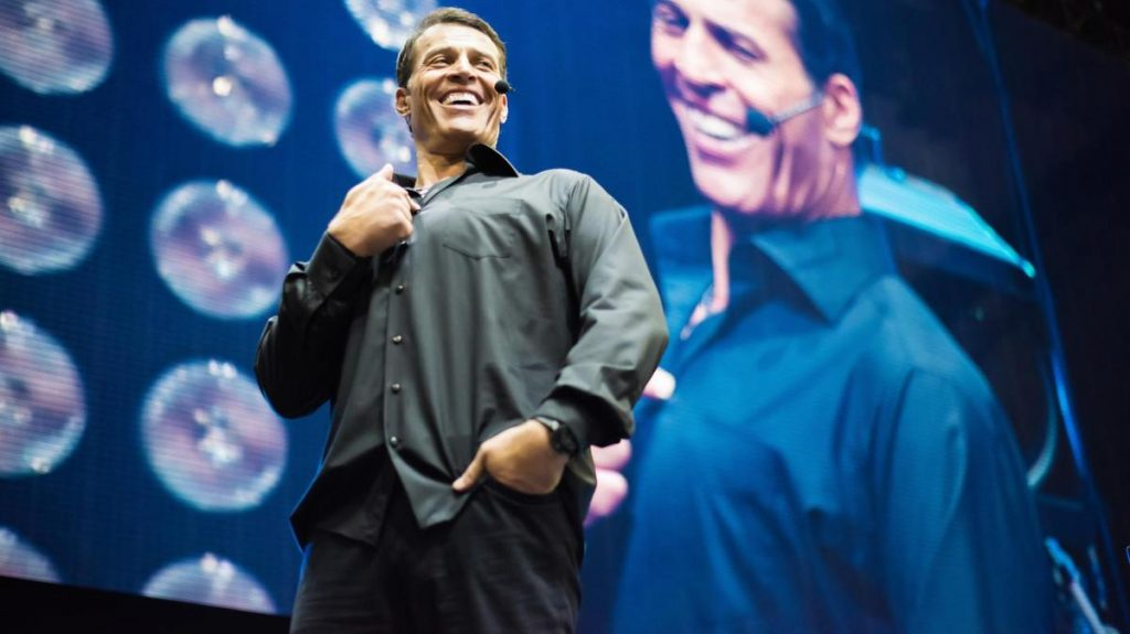 """Achieving the Unimaginable"" with Tony Robbins in Dubai"