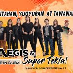 Aegis and Tekla Live