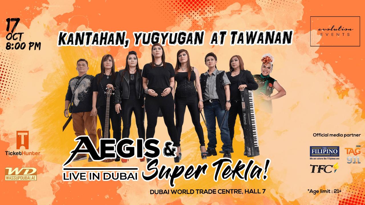Aegis and Tekla Live 2019 on 17th Oct at Dubai World Trade Centre