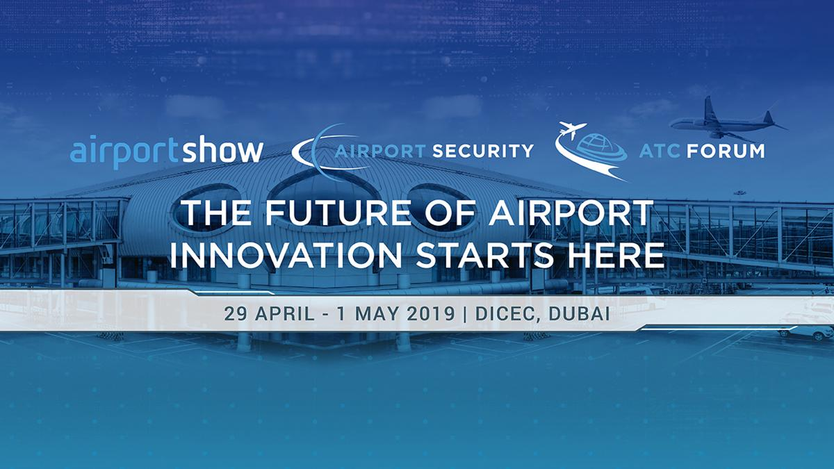 Airport Show 2019 at Dubai International Convention & Exhibition Center