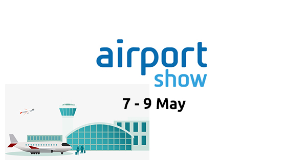Airport Show 2018 in Dubai, United Arab Emirates