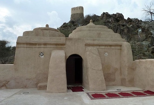 Al Bidiyah Archeological Mosque in Fujairah – Neighbourhood places to visit in Dubai