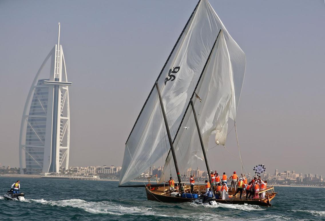 Al Gaffal Long Distance Race on 30th May at Dubai International Marine Club