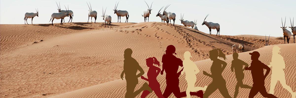 Al Maha Fun Run 2019 on Dec 7th at Al Maha Desert Resort & Spa Dubai
