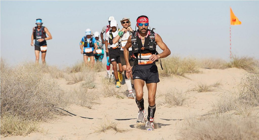 Al Marmoom Ultramarathon Build-Up Run 3