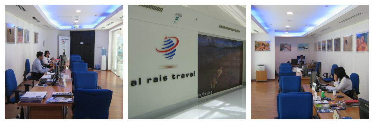 Al Rais Travel Dubai, UAE