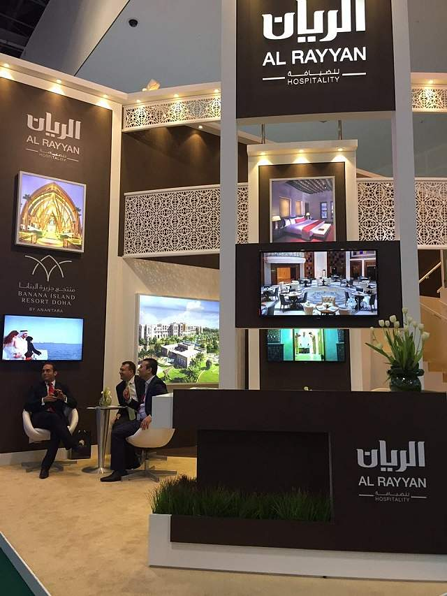 Al Rayyan Hospitality showcases luxury properties at 2016 ATM in Dubai – Press Release
