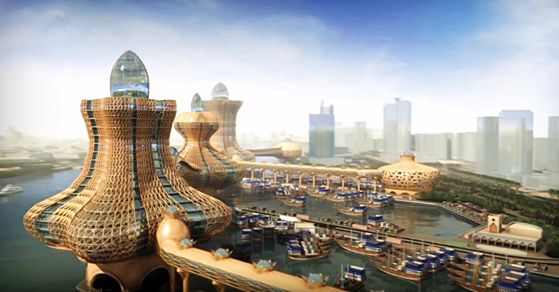 Aladdin City in Dubai, United Arab Emirates – Places to Visit in Dubai, UAE