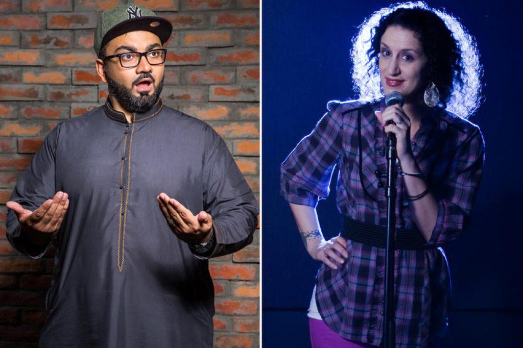 Ali Al Sayed and Mina Liccione Live