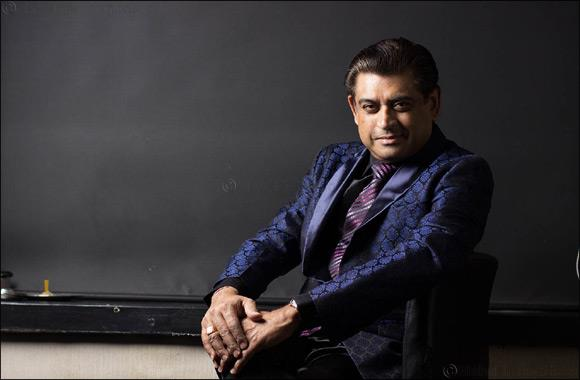 Amit Kumar at Bollywood Parks Dubai 2019