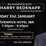 An Audience with Harry Redknapp Dubai