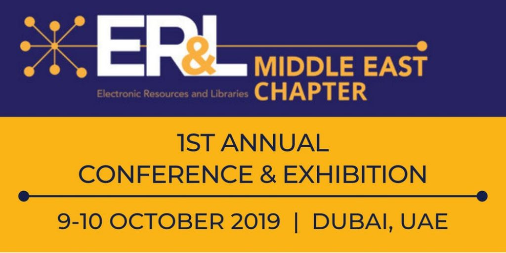 Annual Conference & Exhibition of ER&L 2019