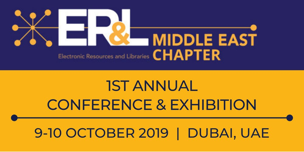 Annual Conference & Exhibition of ER&L 2019 on 9th – 10th Oct at InterContinental Dubai Festival City