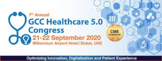 Annual GCC Healthcare 5.0 Congress Dubai 2020