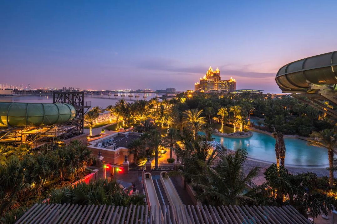 Aquaventure After Dark Dubai 2019
