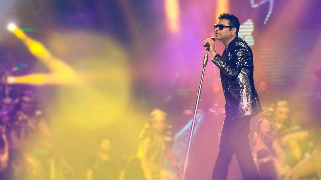 A R Rahman Show in Dubai 2019 on 15th November at Coca Cola Arena