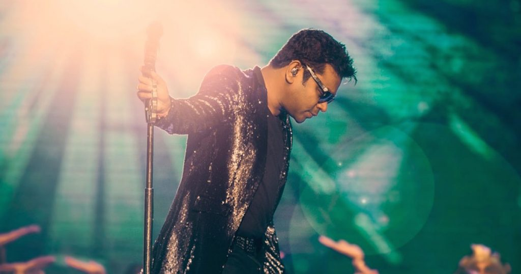 AR Rahman Live in Concert at Dubai, UAE - Musical Events in Dubai, UAE