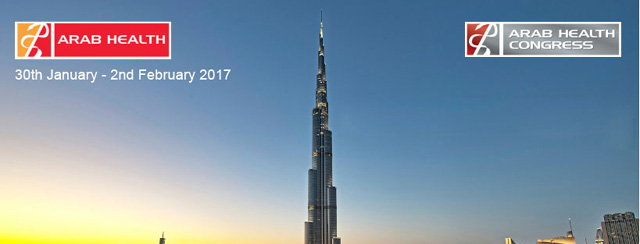 Arab Health Conference 2017 – Events in Dubai, UAE.