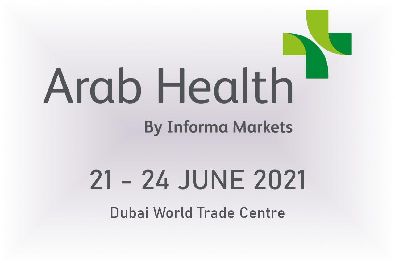 Arab Health 2021 – Healthcare Event in Dubai, UAE