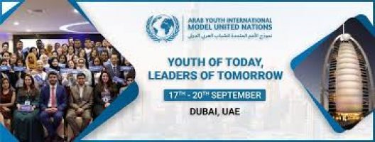 Arab Youth International Model United Nations Conference Dubai 2020
