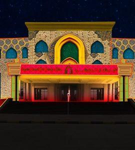 Arabic Fusion - Sharjah Light Festival 2018