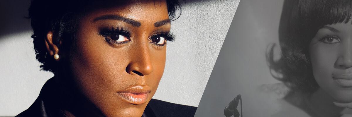 Aretha Franklin Tribute Concert by Mica Paris at Dubai Opera