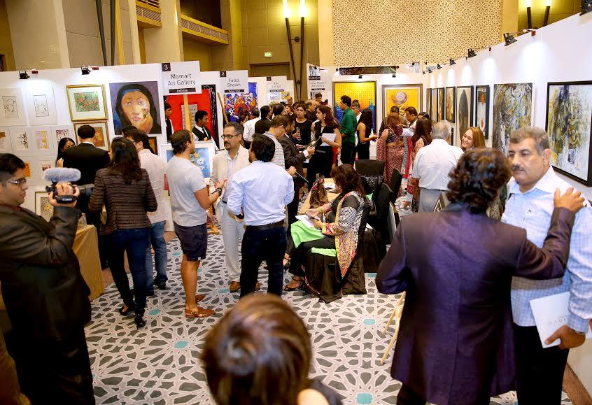 Art Fair - Dubai 2015   Events in Dubai, UAE