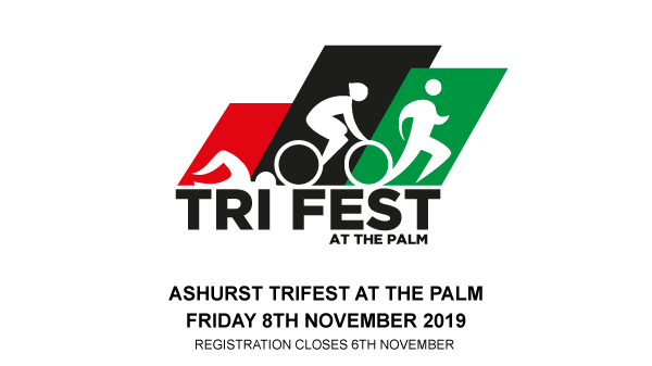 Ashurst Trifest at The Palm on Nov 8th 2019