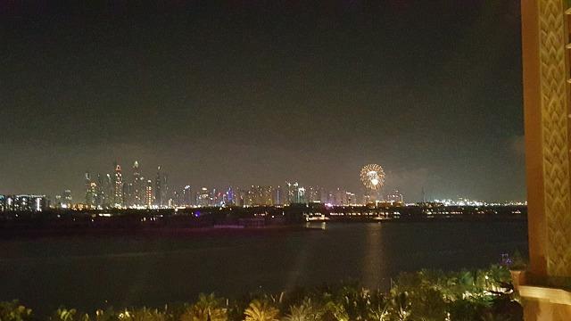 Atlantis, The Palm Hotel Dubai - View to outside