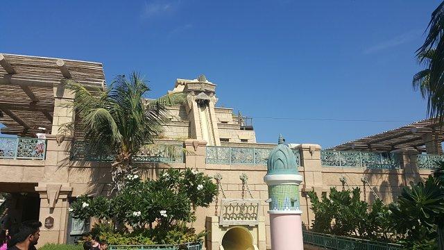 Atlantis, The Palm Hotel Dubai - Lost chambers