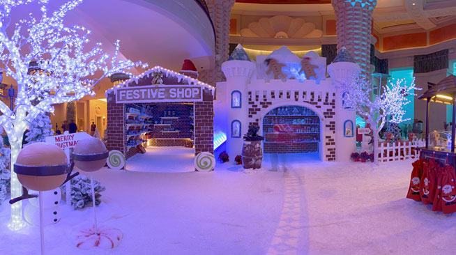 Christmas at Atlantis The Palm Dubai, UAE - Festive Events in Dubai, UAE