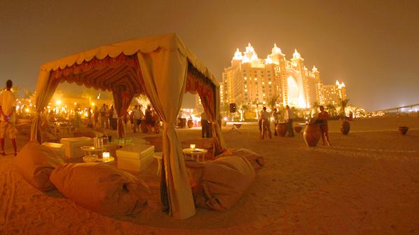 Atlantis the palm - Nasimi Beach Restaurant | Places to Visit in Dubai
